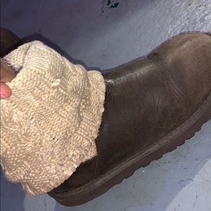 Brown Uggs